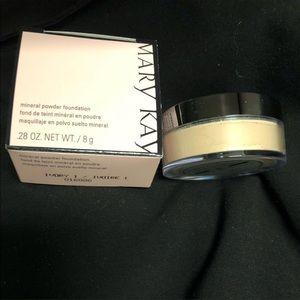 Mary Kay Mineral Powder